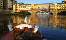 Florence boat tour