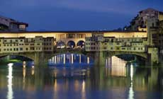 Florence by Night - Ponte Vecchio