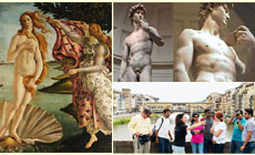 Florence The Magnificent: Walking Tour Accademia Uffizi Gallery Vasari Corridor