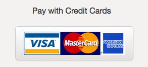 Help - Choose Payment - Credit Cards